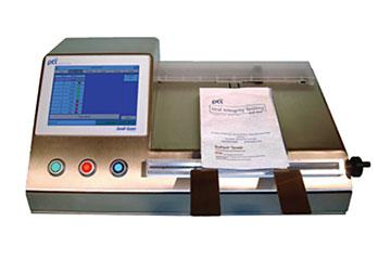 超音波非破壊式シール完全性試験
